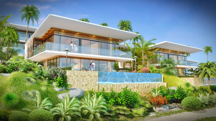 VILLA  Cassia E200, 3 bedrooms, 195 m²