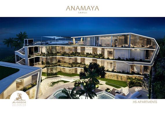 ANAMAYA HS LUXURY APARTMENTS