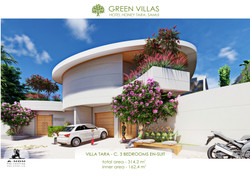 green TARA villa C