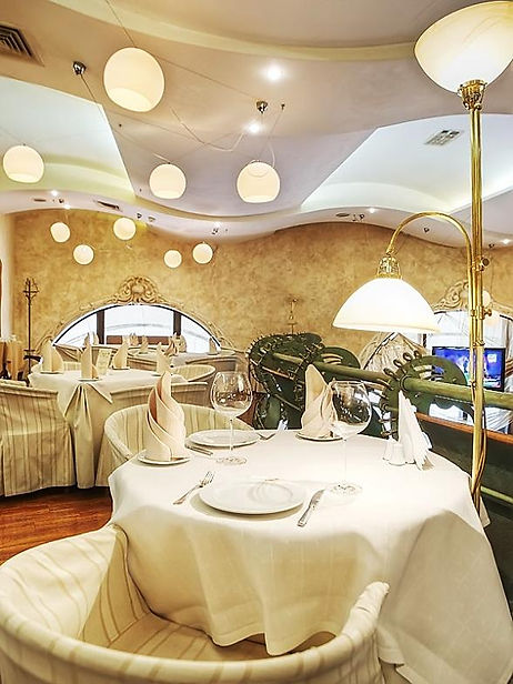 Restaurant Inteior design