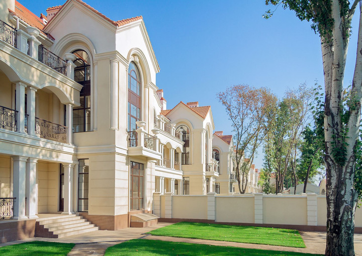 Luxury TOWN HOUSE D650 | Architectural, Structural, Engineering Design