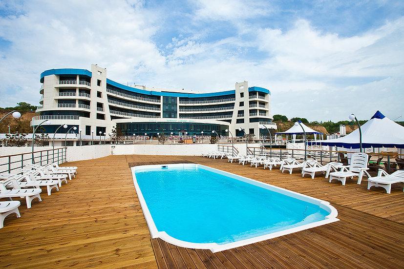 """Black Sea Bugaz"" 5* Hotel"