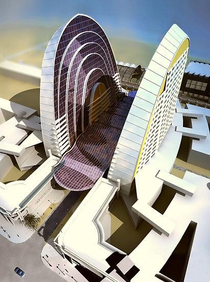 BUSINESS PARK   Architectural Design & City planning