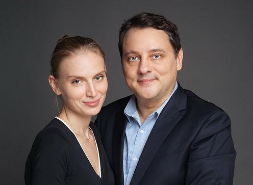 Mikhail and Nadiya Povstaniuk