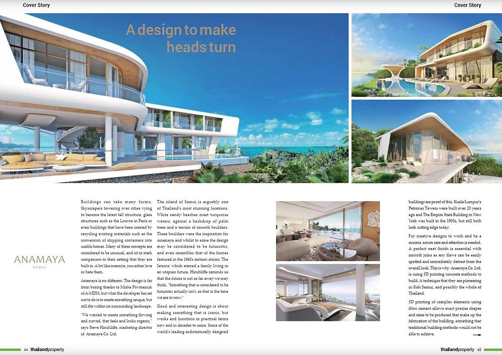 Thailand Property magazine issue 13