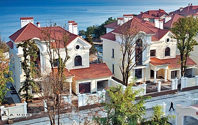 Royal Gardes, elite house, Odesa