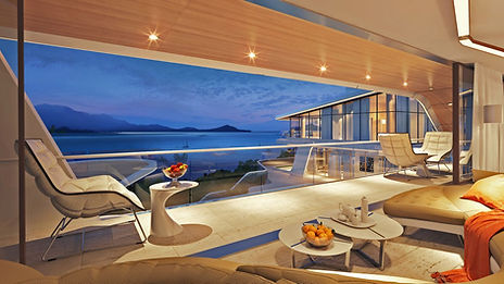 VILLA B1200 6+1 bedrooms Area -1 206m²