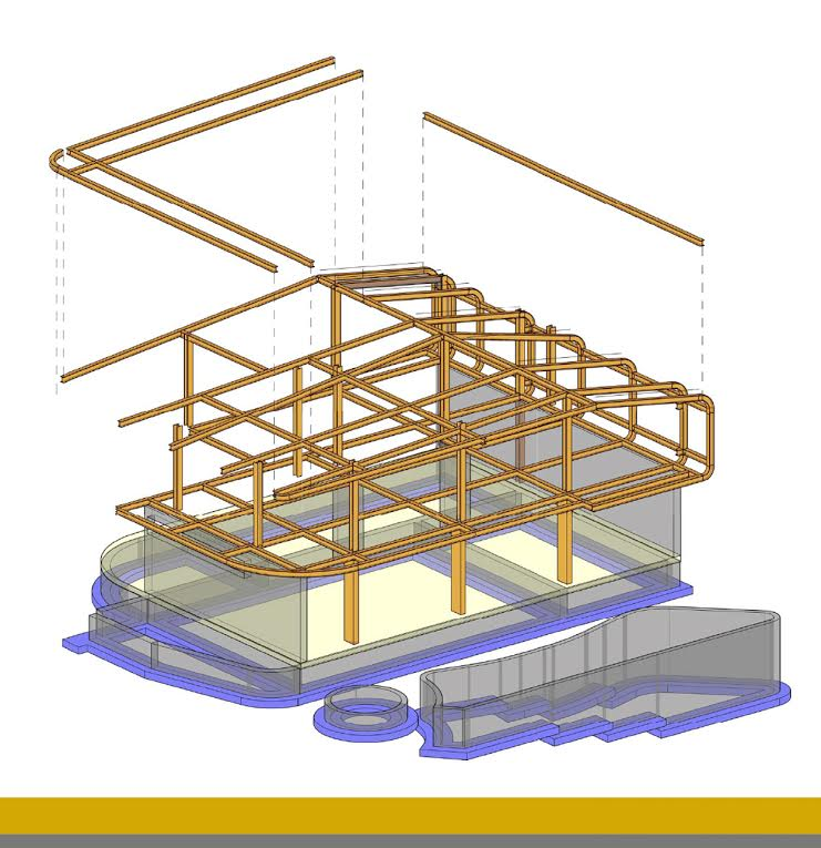 3 - INSTALLATION OF STRUCTURE