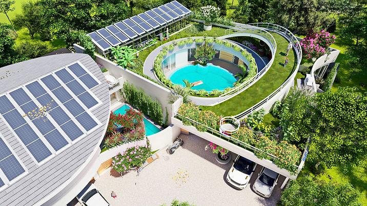 Tara Villa A,B,C Green Villas