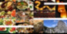 Cosmopolitan HOT POT  Restaurant and Lounge. Dish board. Inspiration board