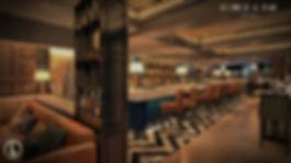 Restaurant design. Interior Design