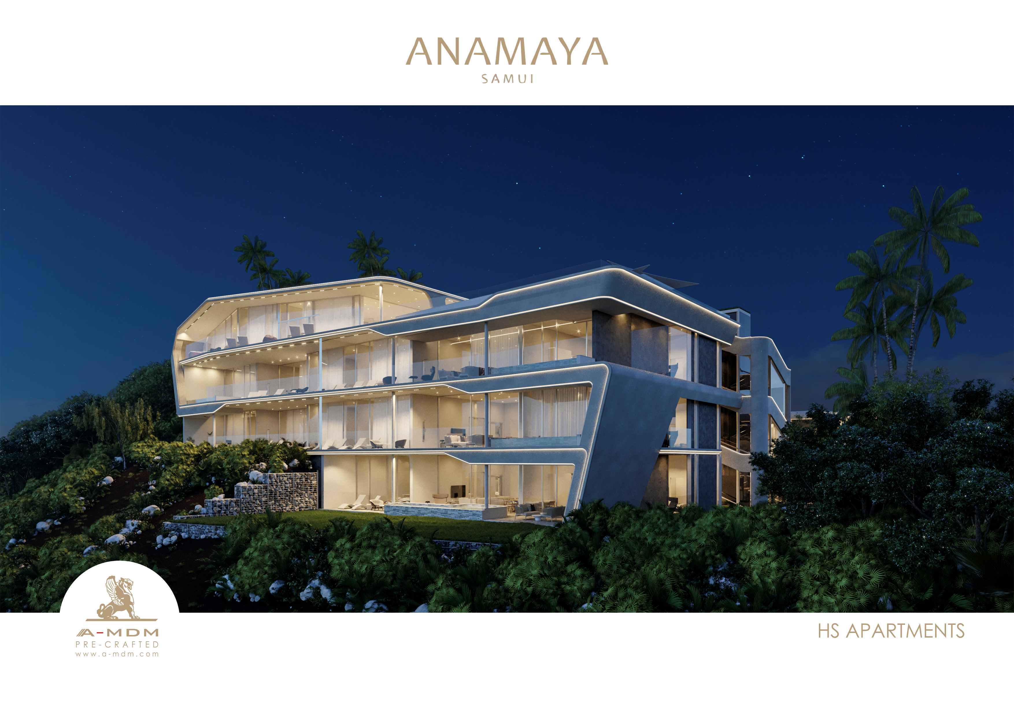 ANAMAYA G WEST.HS APARTMENTS. VIEW 3