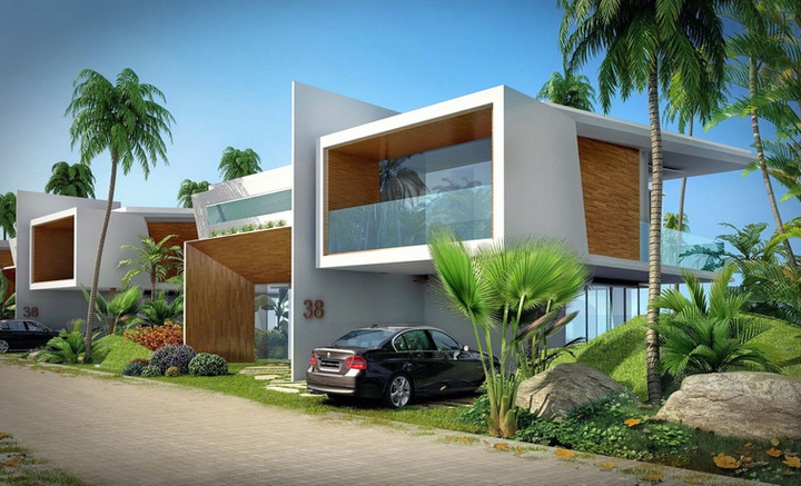 VILLA Cassia C320, 5 bedrooms,  323 m²