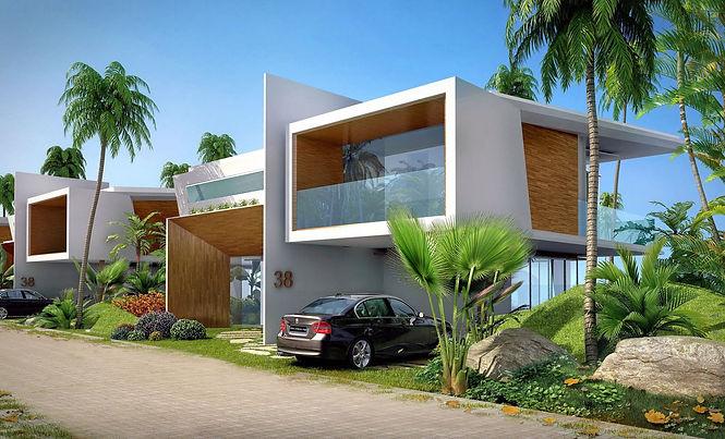 Luxury Seaview Villa 5 bedrooms