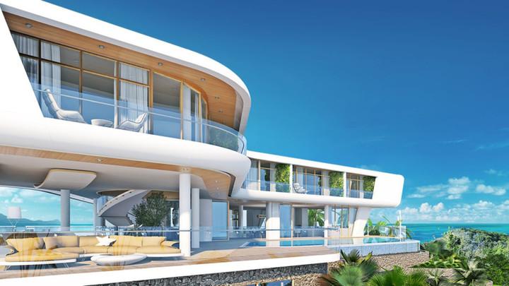 VILLA  A1800, 7+2 bedrooms, 1 855m²