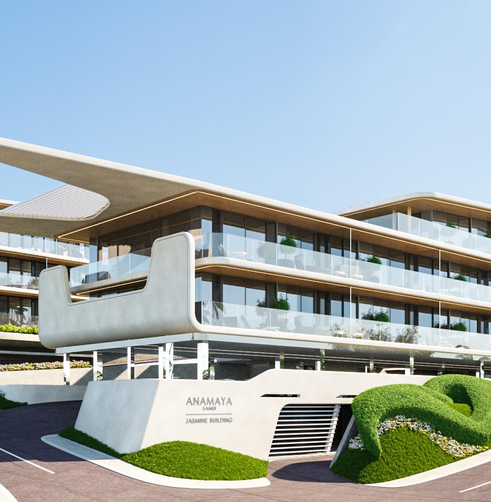 BUILDING 1. JASMINE Koh Samui