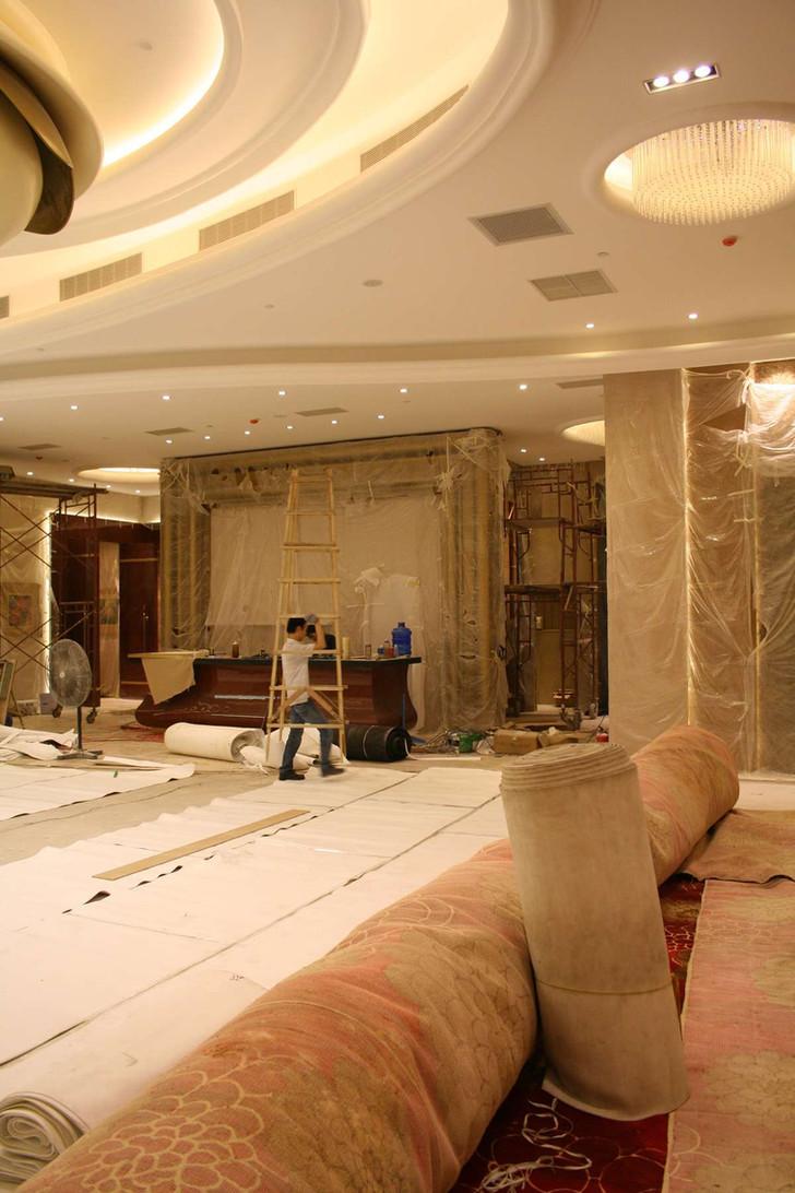 Casino Long Xin - installation