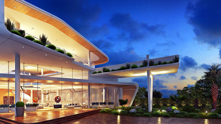 Anamaya Samui Club Design