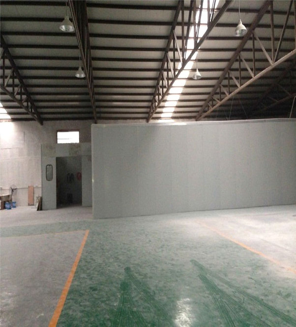 WOOD PRODUCTS FACTORY, PAINTING DEPARTMENT