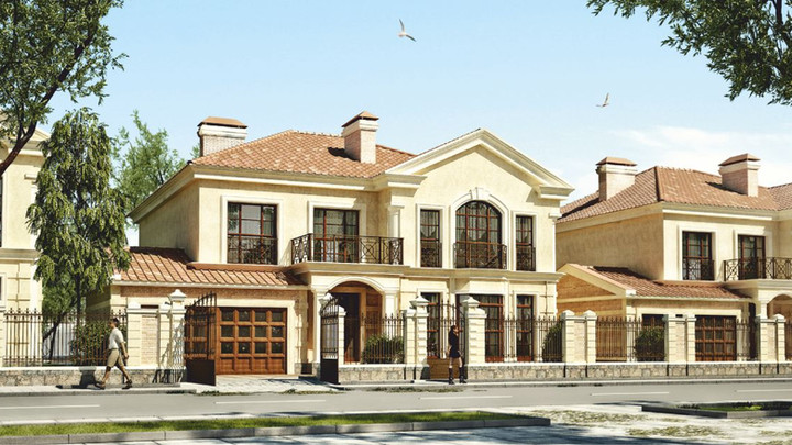 HOUSE C650 | Classic Architectural Design