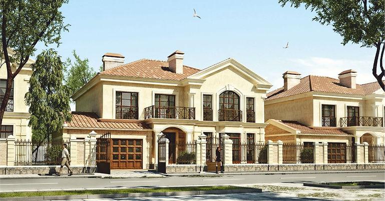 ELITE HOUSE ROYAL GARDENS. CLASSIC STYLE