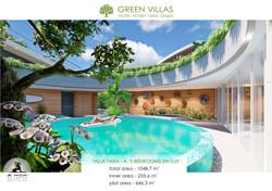 TARA A Green family house