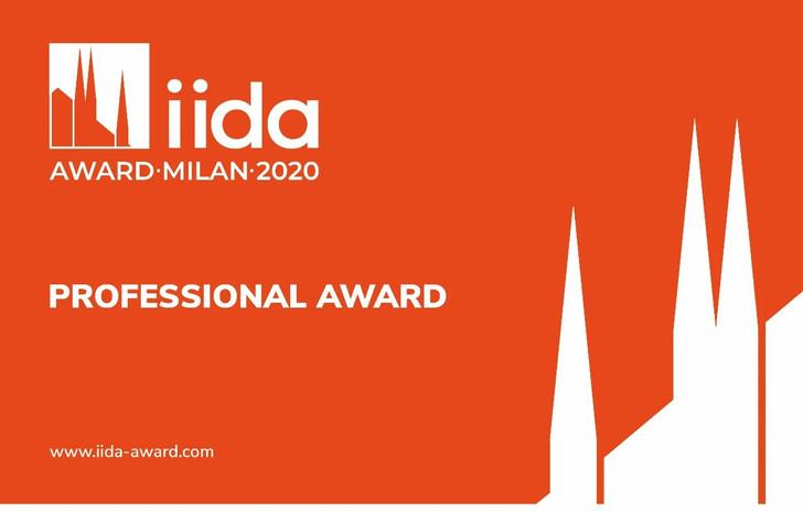2020 ITALY IIDA AWARD winning works | VILLA ICON 1850.   Innovation Award