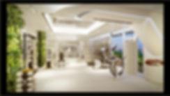 Talos Trust Business Center. GYM