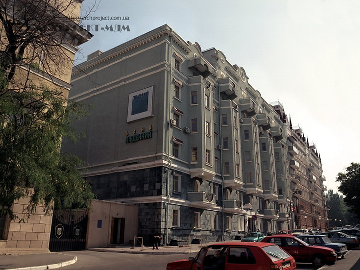 4 Sabanskij Apartment House