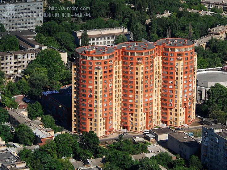 4 Shevchenko Apartment Houses