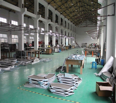 STAINLESS STEEL PRODUCTION DEPARTMENT