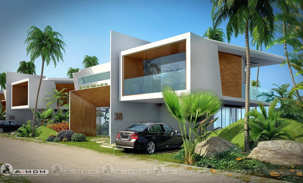Villa CAHAYA 5 bedrooms, 323 sq.m