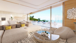 Luxury Interior Villa D2, 4 bedrooms, 672.5 sq.m.