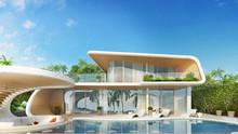 VILLA  E280, 3 bedrooms, 280 m²