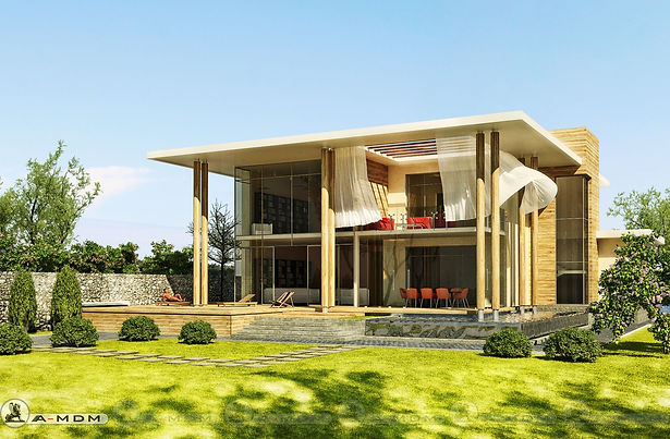 Eco Family House 4 bedrooms