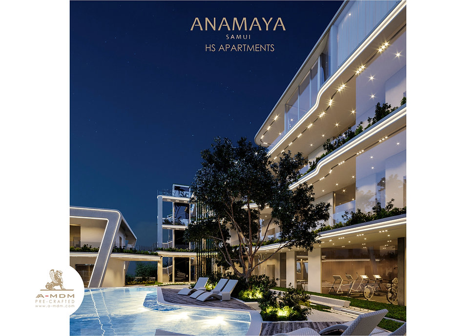 ANAMAYA G WEST.HS APARTMENTS. VIEW 2. NI