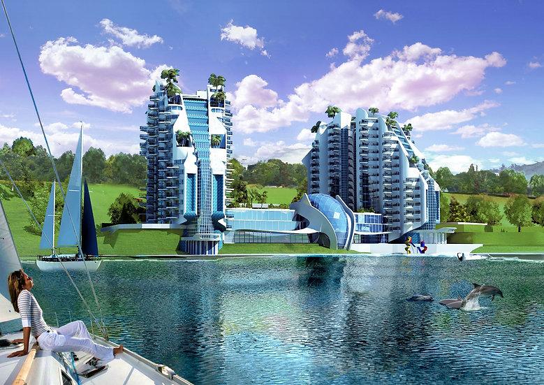 """""""ARCADIA"""" Apartment Hotel"""