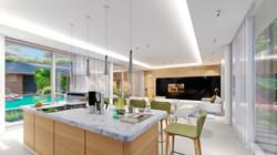 VILLA A green villa, eco design