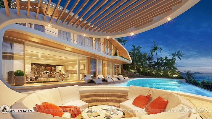 Luxury Villa 5 berooms
