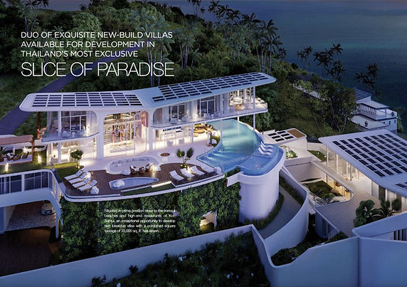 ICON Samui, Luxury Environemtnal Villas