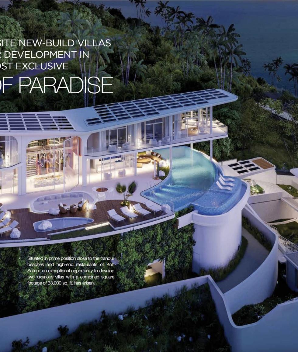 ICON Samui. Luxurious Villa