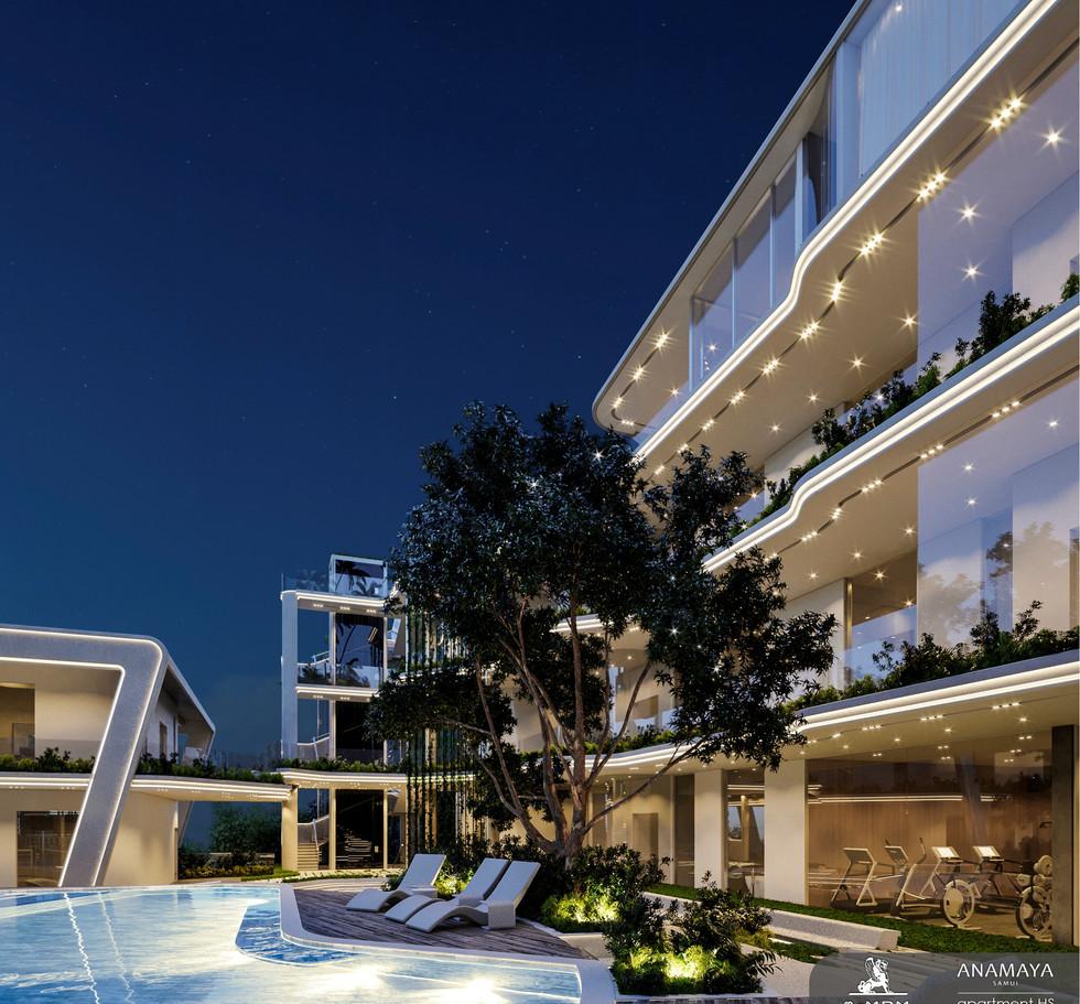ANAMAYA Apartment building HS. Inner Space. Night.jpg