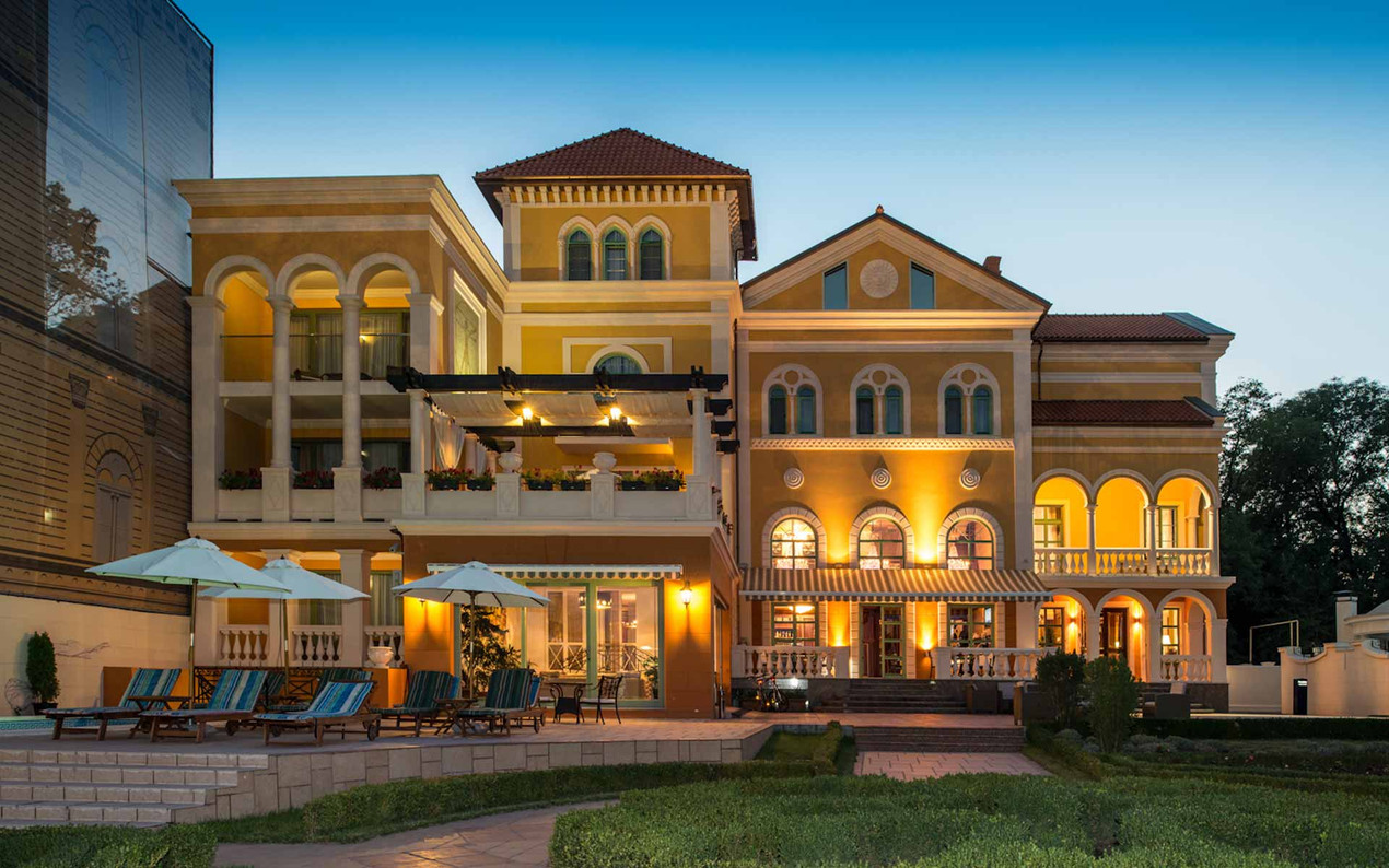 """Luxury Villa - Boutique  """"La Gioconda"""", Tuscan Style Villa, Seafront location"""