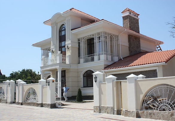 Gated Development 'Oasis' Private House