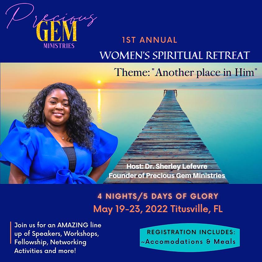 Another Place in Him 2022 Women's Retreat