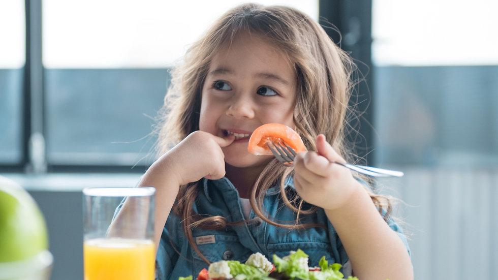 Children Nutrition Genetic Test