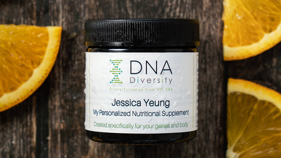 Gene-Personalized Nutritional Supplement