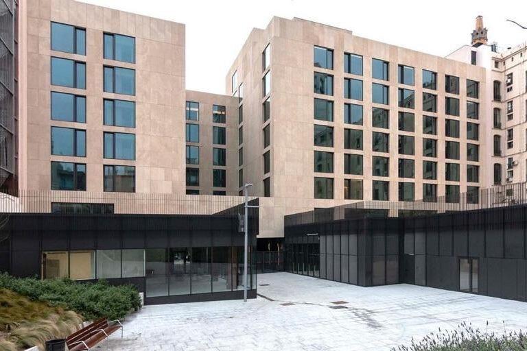 Nou Hotel Melià · Premis Catalunya Construcció