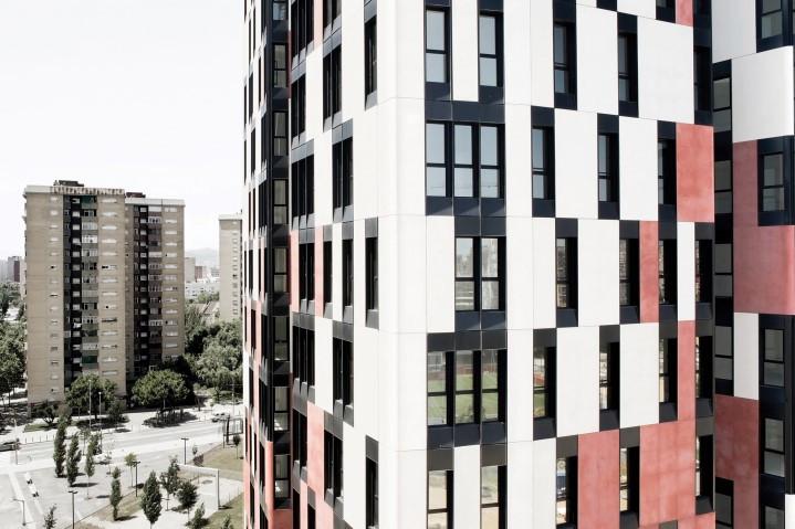 Torre de 77 habitatges a la Plaça Europa · Premis Catalunya Construcció