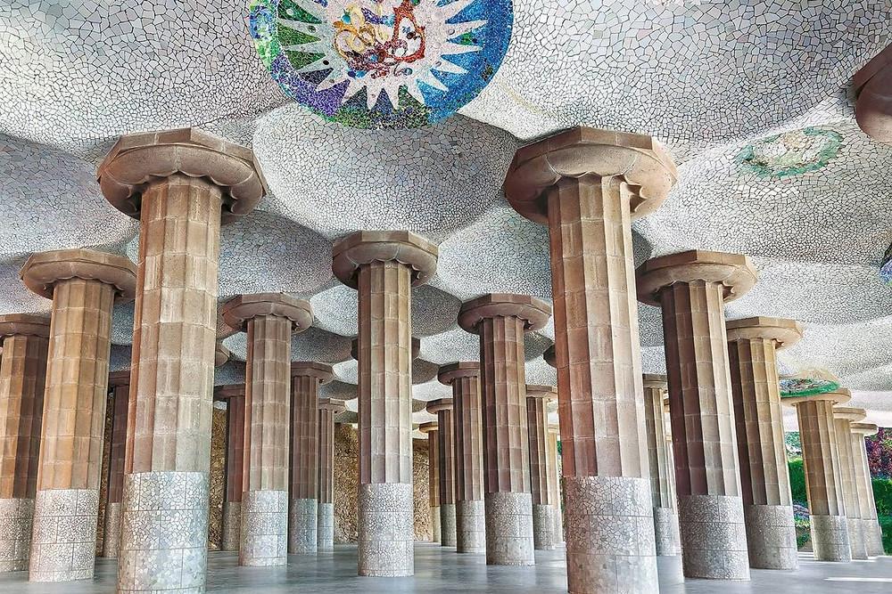 Lot 8 de la restauració del Park Güell · Premis Catalunya Construcció